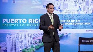 Puerto Rico's Embattled Gov. Ricardo Rosselló Steps Down