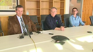 Denver health officials update public on the city's first 2 cases of coronavirus