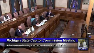Capitol Commission to hold emergency meeting