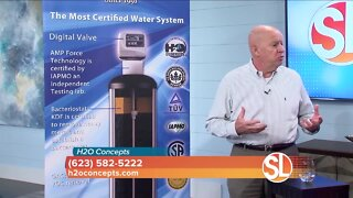 H2O Concepts: How to fix your bad water problems for good!
