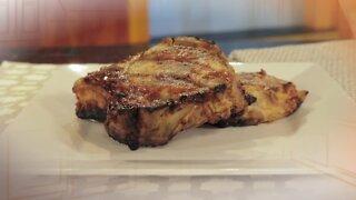 What's for Dinner? - Honey Garlic Pork Chops