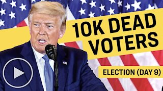 2020 Election Update Michigan's Dead Voters? | Facts Matter