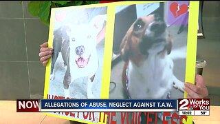 Tulsa Animal Welfare allegations