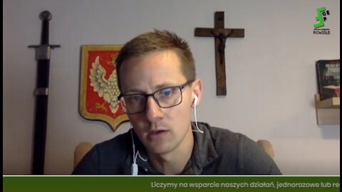Jacek Międlar: W Izraelu skanowanie genetyczne, zapadł wyrok na mnie - rok ograniczenia wolności