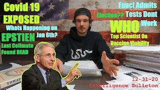 <WARNING FACTS> - Covid, Election, Vaccines, Jan-6th And More...