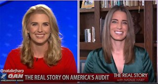 The Real Story - OAN Michigan Audit with Christina Bobb