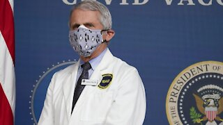 Fauci Reflects on Year Spent Leading Fight Against COVID-19