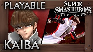 SETO KAIBA Joins Super Smash Bros. Ultimate