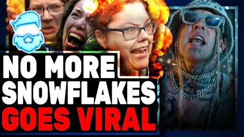 Rap Roasting SJW's Goes Viral & Tops Itunes! Roasting SJW's Is Popular! Snowflakes By Tom MacDonald