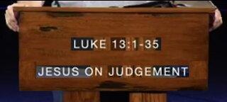 Jesus on Judgement! 06/30/2021