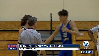 Martin County vs Suncoast
