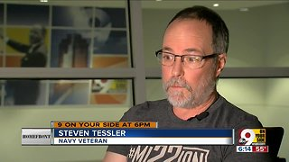 Veteran raises awareness for suicide prevention