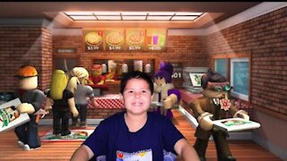 Roblox: Work at a Pizza Place Android Full Gameplay