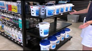 Chlorine prices soar in South Florida as nationwide shortage squeezes demand