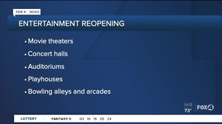 Florida begins phase two reopening
