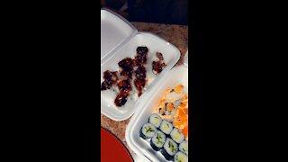 Sushi night!