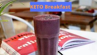KETO Breakfast | Pak Choi Cheddar Cheese Eggs