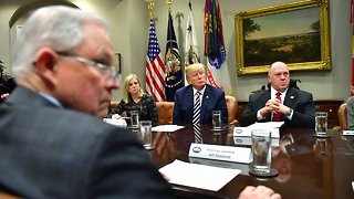 Trump Administration Applauds SCOTUS Ruling On Travel Ban