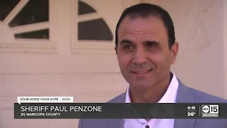 Maricopa Co. Sheriff Paul Penzone wants second term for reforms