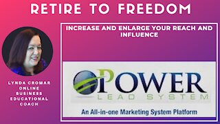 Increase and Enlarge Your Reach and Influence