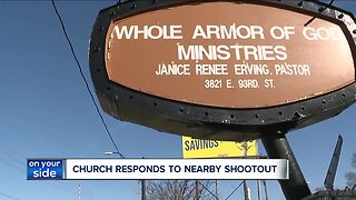 Local church hopes to bring positive change to community where deadly shootout happened