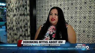 Community comes together to help end HIV stigma