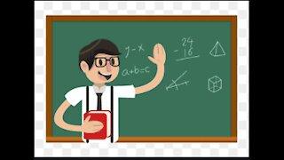 Math Professor : April Fools Prank