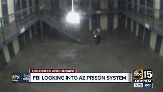FBI interviews whistleblower over safety issues in Arizona prison system