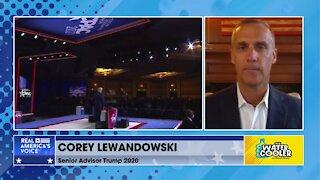 COREY LEWANDOWSKI ON DONALD TRUMP'S CPAC SPEECH