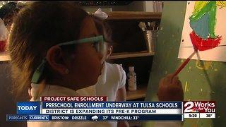 Enrollment for free Tulsa Preschool opens