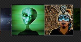 Steve Quayle Alien Aztec pics Revealed