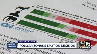 Nike incident shines National spotlight on Governor Ducey and Arizona