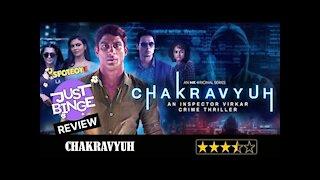 Chakravyuha Review   Prateik Babbar   Just Binge Review   SpotboyE