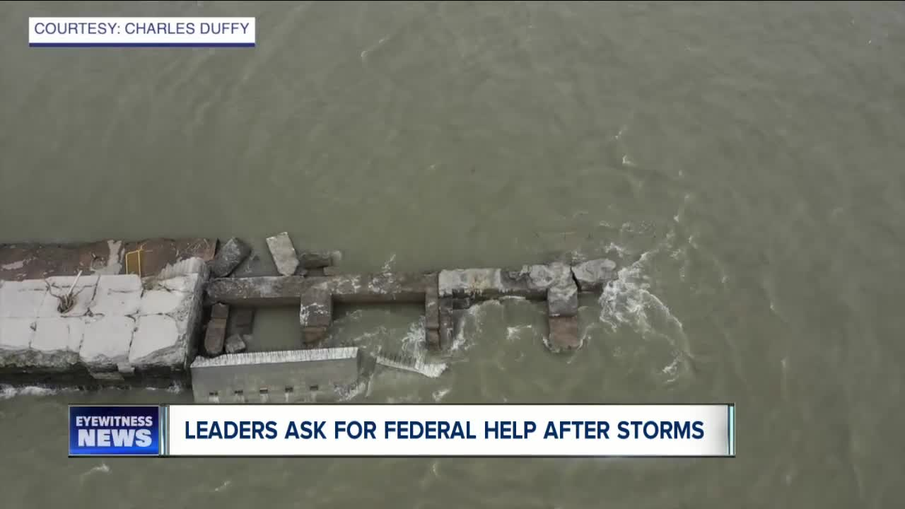 Buffalo North Breakwater requires millions in repairs