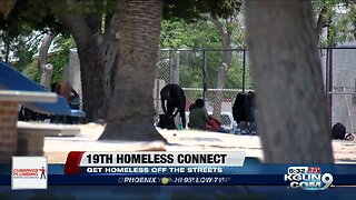 Tucson Homeless Connect hosts 19th one-day event to get people off the street