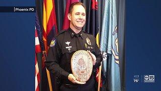 Remembering Phoenix police Commander Greg Carnicle