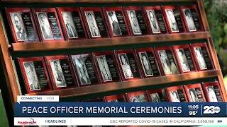 Local ceremonies held for Peace Officer Memorial Week