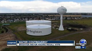 Brighton city council approves recall petition against mayor; voters will vote in November