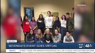 SevenDays event goes virtual