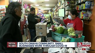 South Omaha community, small businesses work through COVID-19