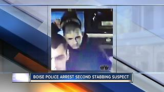 Boise Police arrest second suspect in early morning stabbing