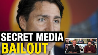 REACTION: $61M media bailout recipients revealed (everyone's on the take)