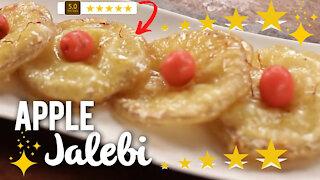 Apple Jalebi - A Fun and Easy To Make Dessert