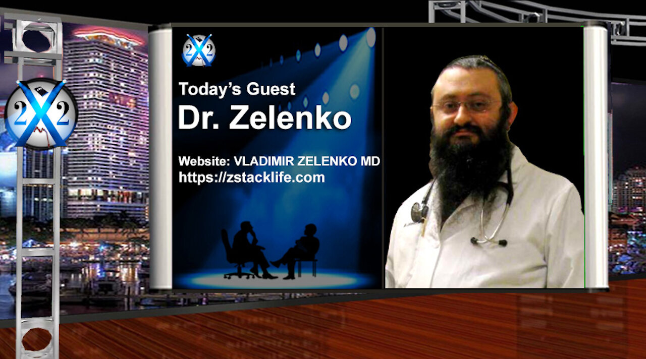 X22Report: Dr. Zelenko - Forget Class Action Lawsuits There Will Be Tribunals! What if Cures Already Exist? - Must Video