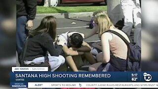 Santana High school shooting: 20 years later