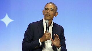 Former President Obama's New Memoir Breaks Record