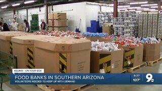 Community Food Bank of Southern Arizona in need of volunteers