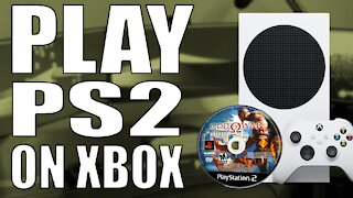 Xbox Series S Can Play PS2 Games Better Than PS5