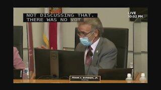Palm Beach County School Board chairman talks face masks