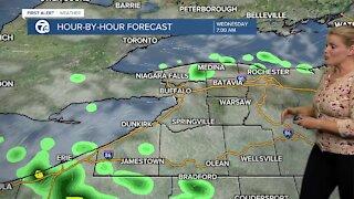7 First Alert Forecast 11 p.m. Update, Sunday, July 27